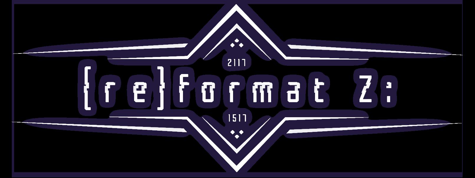 Logo (re)format Z: